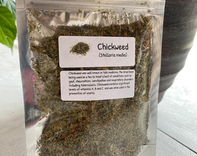 Organic Chickeweed