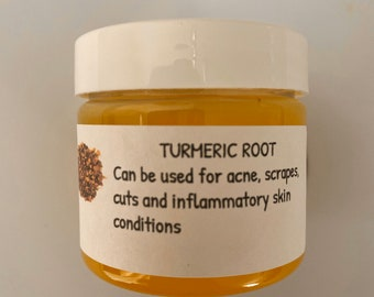 2oz Organic Turmeric Root Ointment