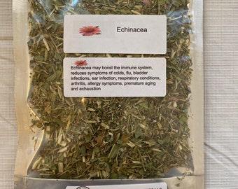 Organic Echinacea (Echinacea purpurea)