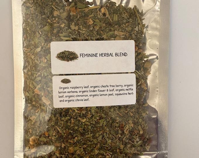 Organic Feminine Tea