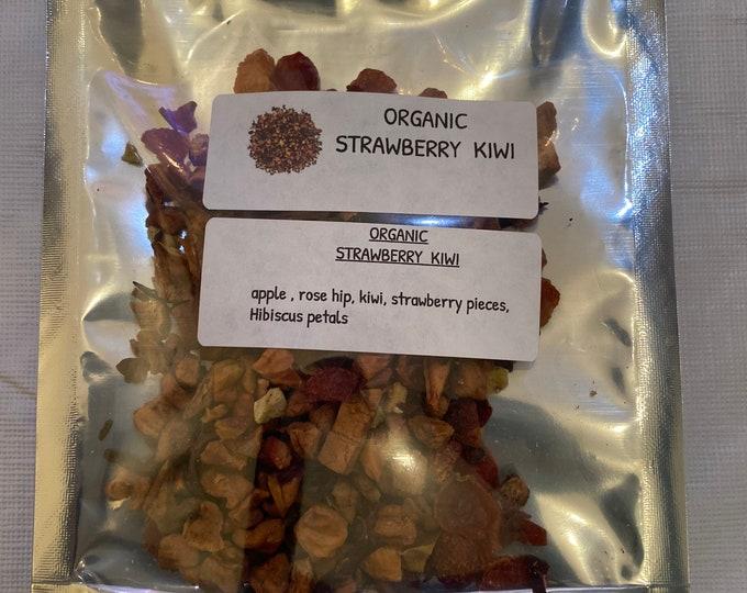 Organic Strawberry Kiwi