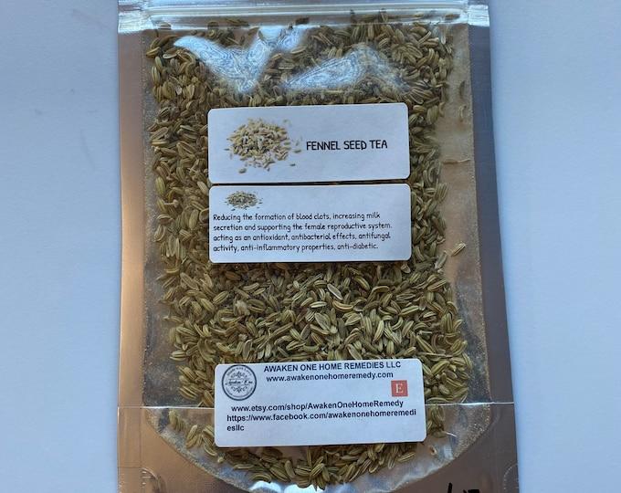 Organic Fennel seed