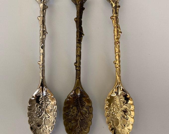 Elegant Souvenir Spoon