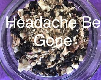 Organic Headache Be Gone Tea!- -