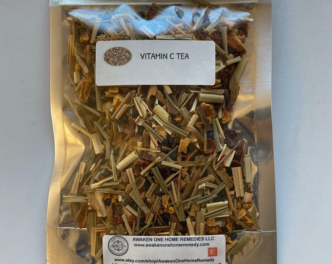 Organic Vitamin C Tea