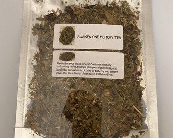 Organic Memory Tea