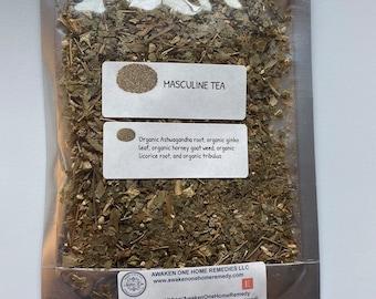 Organic Masculine Tea