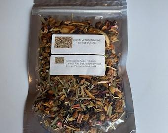 Eucalyptus Immune Boost Tea