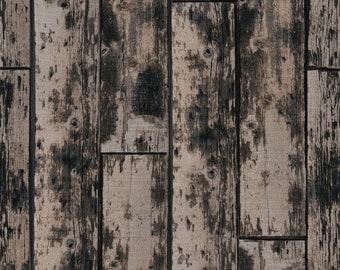 Rustic Look Wood Floor Digital Paper Instant Download Digital Print