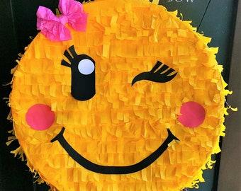 Emoji pinata | Etsy