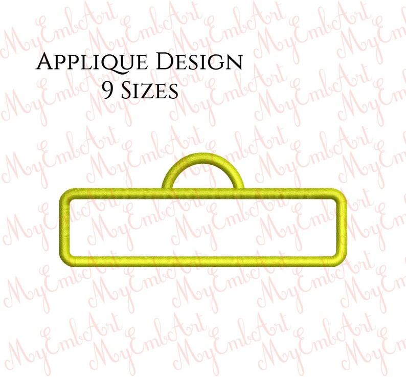 Sesame Street Frame Applique Design, Sesame Street Embroidery Design,  Sesame Street Sign Embroidery Design, Machine Embroidery Designs