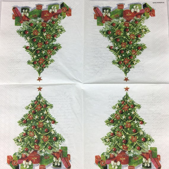 Woody Fruits 20x Lunch Paper Napkins Serviettes Party Decoupage