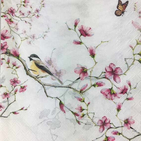 Hip Bag Song Birds and Butterflies