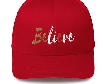 Believe trucker hat  dbca091670ee
