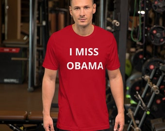 I MISS OBAMA T SHIRT - Inspired by Barron Trump T shirt