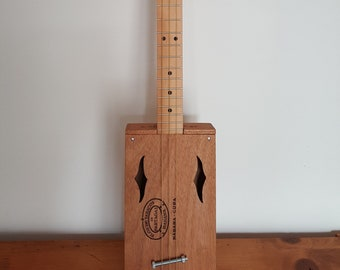 Cigar box #64 guitar