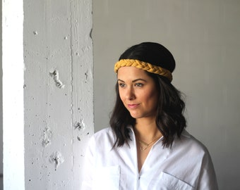 The braided headband tea