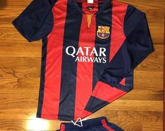finest selection 043e3 81fa3 FC Barcelona Jersey Sz M