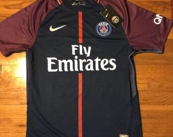 a13b8ea3a90 MBAPPE France Soccer Jersey Sz M