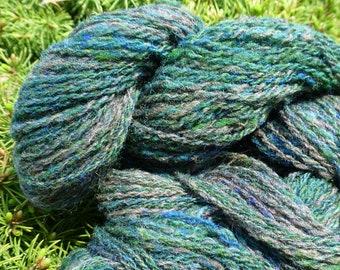 Lovely Handspun Polypay 2-ply Yarn
