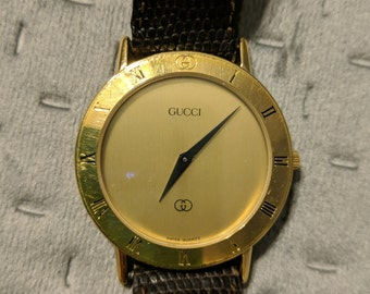 52d5116208f Vintage Gucci watch