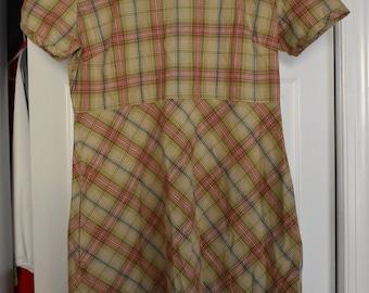 Vintage Liz Claiborne summer dress