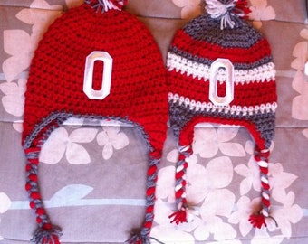 Adult Crochet Hats (Fully Customizable)