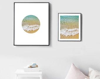 greece photography, aegean sea, summer sea greece, digital art, printable wall photos, instant download, greek sea, print photography, naxos