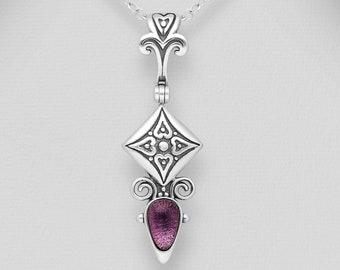 Celtic Knot Necklace, Love Knot Jewelry, Celtic Jewelry, Scotland Jewelry, Irish Jewelry, Wiccan Jewelry, Pagan Jewelry, Scotland Jewelry