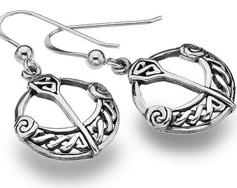 Celtic Earrings, Irish Jewelry, Irish Dance Gift, Ireland Earrings, Sister Gift, Mom Gift, Wife Gift, Best Friend Gift