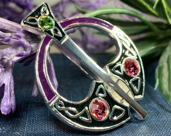 Celtic Brooch, Celtic Jewelry, Irish Jewelry, Tara Brooch, Irish Dance Gift, Celtic Pin, Mom Gift, Ireland Gift, Teacher Gift, Sister Gift