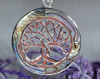 Tree of Life Necklace, Celtic Necklace, Norse Jewelry, Viking Jewelry, Anniversary Gift, Wedding Jewelry, Graduation, Yoga Jewelry, New Age