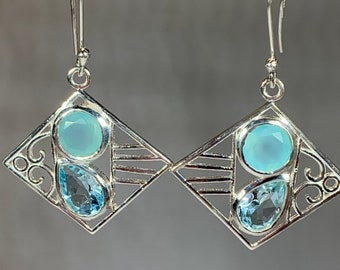 Celtic Earrings, Celtic Jewelry, Irish Jewelry, Celtic Knot Jewelry, Bridal Jewelry, Wiccan Jewelry, Scotland Jewelry, Mom Gift