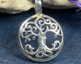 Tree of Life Necklace, Ireland Gift, Irish Jewelry, Scotland Jewelry, Celtic Jewelry, Wiccan Necklace, Tree Jewelry, Mom Gift, Sister Gift