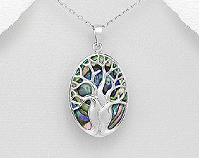 Tree of Life Necklace, Celtic Jewelry, Yoga Jewelry, Anniversary Gift, Celtic Wedding, Sister, Aunt, Daughter, Gift for Her, Norse Jewelry