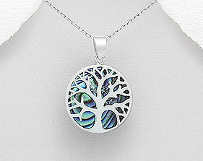 Tree of Life Necklace, Celtic Jewelry, Tree Necklace, Yoga Jewelry, Anniversary Gift, Wedding, Graduation Gift, Retirement, Norse Jewelry