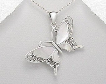 Celtic Butterfly Necklace, Mother's Day Gift, New Beginning, Daughter, Gift for Her, Wife, Sister, Mother, Easter, Anniversary, Graduation
