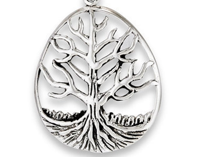 Tree of Life Necklace, Celtic Jewelry, Tree Necklace, Inspirational Jewelry, Celtic Wedding, Memorial Jewelry, Nature Jewelry, Norse Jewelry