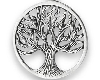 Natural Woman Tree of Life Celtic Necklace