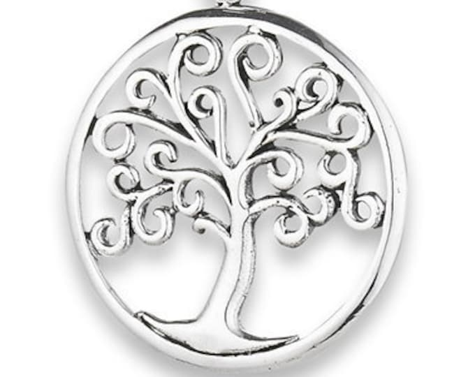 Tree of Life Pendant, Celtic Jewelry, Norse Jewelry, Survivor Gift, Wedding, Anniversary Gift, Best Friend Jewelry, Yoga Jewelry, Graduation