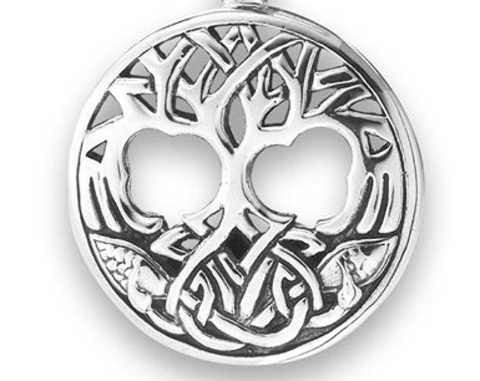 Tree of Life Necklace, Celtic Jewelry, New Age Jewelry, Anniversary Gift, Bridal Jewelry, Norse Jewelry, Yoga Jewelry, Nature Jewelry