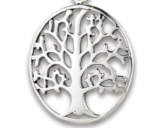 Tree of Life Necklace, Celtic Jewelry, Graduation Gift, Bridal Jewelry, Norse Jewelry, Mom Gift, Nature Jewelry, Girlfriend Gift, Graduation