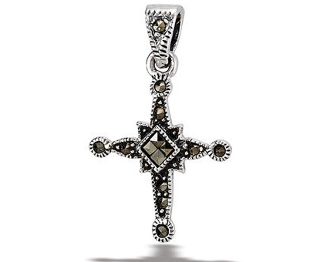 Celtic Cross, Irish Cross, Cross Necklace, Baptism Cross, First Communion, Petite Cross, Christian Jewelry, Anchor, Religious Jewelry