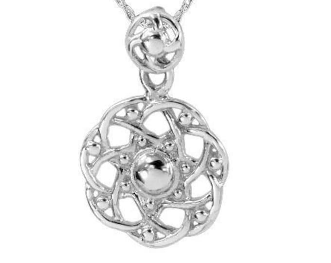 Endless Love Celtic Knot Necklace