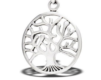 Tree of Life Necklace, Celtic Necklace, Norse Jewelry, Anniversary Gift, Celtic Wedding, Nature Necklace, Gift for Her, Bridal Jewelry, Yoga