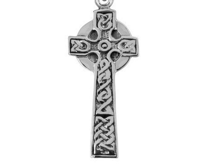 Celtic Cross, Cross Necklace, Mother's Day Gift, Anniversary, Gift for Her, First Communion Cross, Baptism Cross, Religious Jewelry