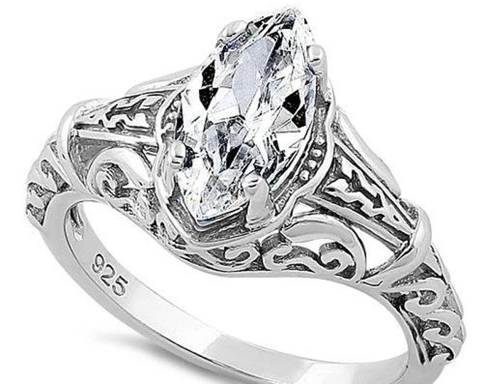 Celtic Knot Ring, Celtic Jewelry, Irish Jewelry, Promise Ring, Irish Ring, Irish Dance Gift, Anniversary Gift, Bridal Ring, Wiccan