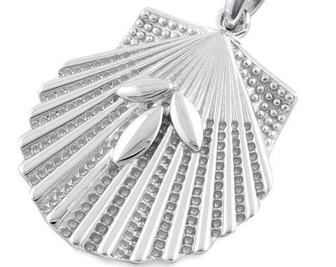 Seashell Necklace, Ocean Jewelry, Sea Jewelry, Nautical Jewelry, Beach Jewelry, Mom Gift, Sister Gift, Girlfriend Gift, Best Friend Gift