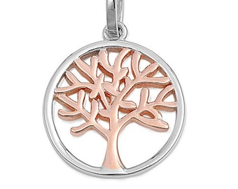 Tree of Life Necklace, Celtic Jewelry, Tree Pendant, Anniversary Gift, Friendship Gift, Graduation Gift, Survivor Gift, Nature Necklace