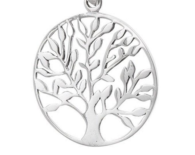 Tree of Life Necklace, Celtic Jewelry, Ireland Jewelry, Yoga Jewelry, Graduation Gift, Anniversary Gift, Norse Jewelry, Survivor Gift